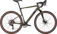 "Велосипед 27,5"" Cannondale TOPSTONE Carbon Lefty 3 хаки 2021"