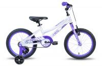 """Велосипед 16"""" Apollo Neo girls фиолетовый/белый"""