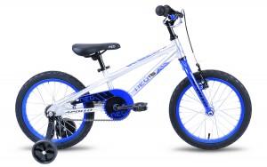 """Велосипед 16"""" Apollo Neo boys синий/черный 2019"""