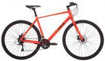 """Велосипед 28"""" Pride Rocx Flb 8.1 disc червоний 2019"""