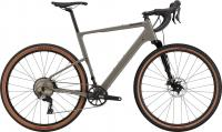 "Велосипед 27,5"" Cannondale TOPSTONE Carbon Lefty 3 серый 2021"